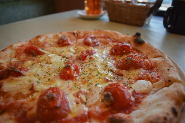 Lacottaのスペイン産ニンニク Pizzaフェア!!!